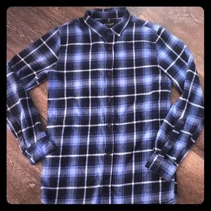 Men's Small Pac-Sun flannel